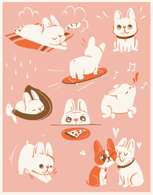 Dog_illustration_art_Lauren_Gregg_01